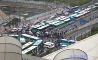 瞧瞧这个冬天的深圳火车站