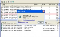 RegDllView v1.35中文汉化绿色版-dll/ocx/exe注册信息查看工具