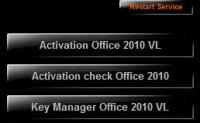 可用于windows 10系统的microsoft office 2010及visio 2010激活工具